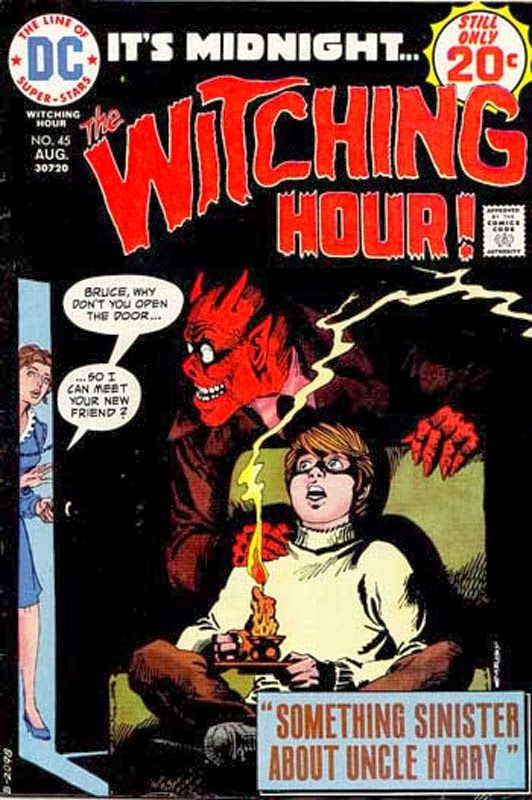 Witching Hour #45   RIP Nick Cardy