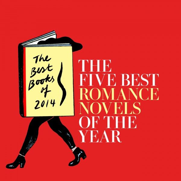 The five best Romance novels of 2014