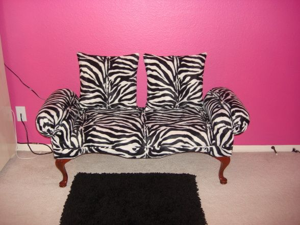 1000 Ideas About Hot Pink Room On Pinterest