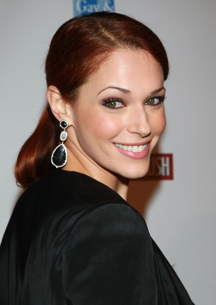 Amanda Righetti in Sutra Jewels