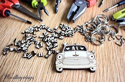 Mini Cooper Car Keyring Personalised Handmade Wood Keyrin... https://www.amazon.co.uk/dp/B071JKD8W6/ref=cm_sw_r_pi_awdb_x_HkbfAbJX9854W