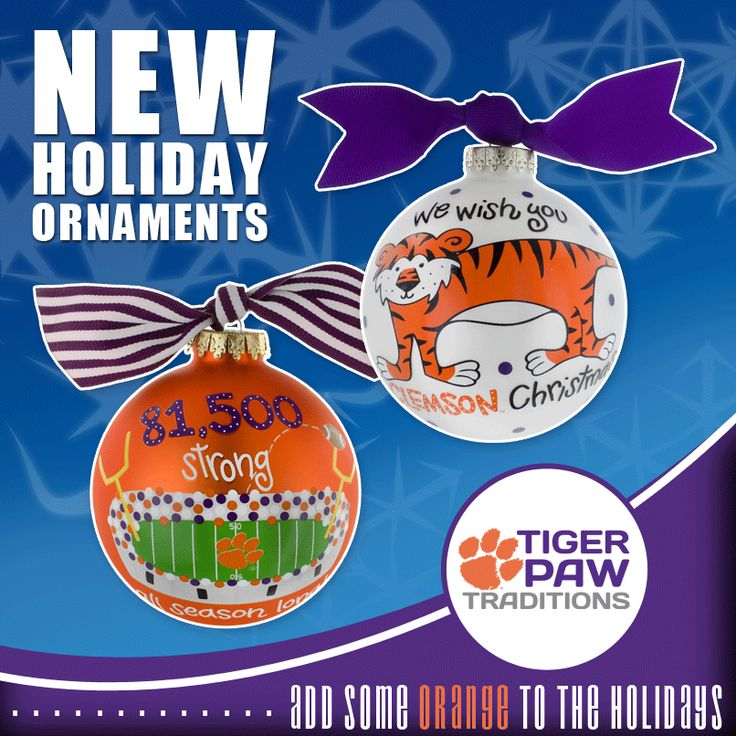 Clemson Christmas Tree: 1000+ Images About Clemson Christmas On Pinterest