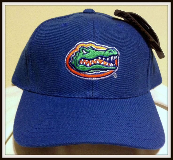 VINTAGE FLORIDA GATORS NIKE ADJUSTABLE SNAPBACK EMBROIDERED CAP HAT NEW WITH TAG #Nike #Florida