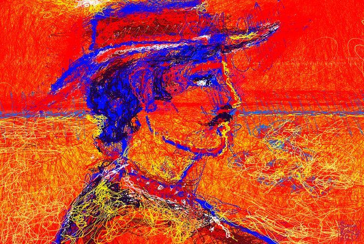 https://flic.kr/p/QWFJqv | Mexique Man | Hombre Méjicano con Sombrero Ranchero
