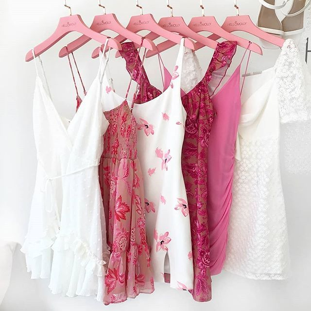 A Lush 2020 Wardrobe Starts With Hot Pinks And Pristine Whites Tag A Babe Who Would Love This Wardrobe Inspo In 2020 Fashion Designer Clothing Brands Insta Fashion