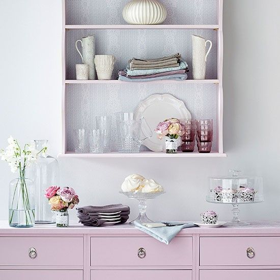 17 Best ideas about Pink Dining Rooms on Pinterest