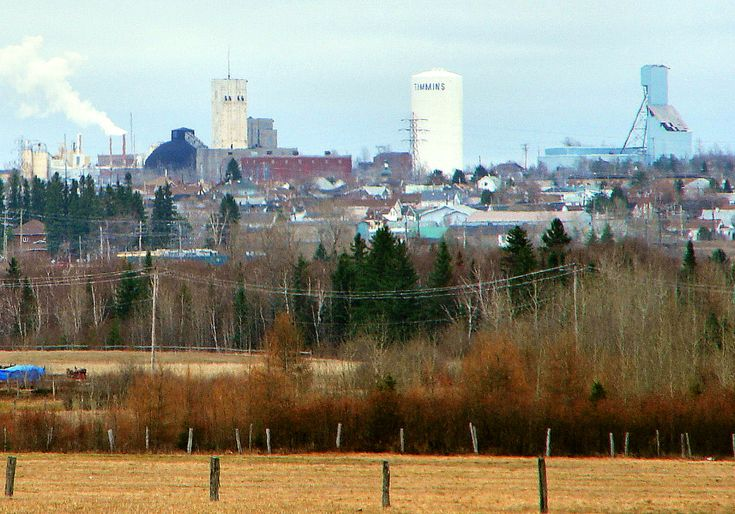 Timmins Ontario, Canada.