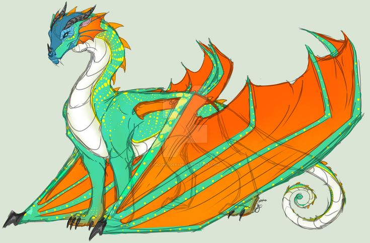 Me and my buddy Kelly are planing to have her uncle make the Wings of Fire books a movie and She you play Sunny an I would play Glory (in da pic)