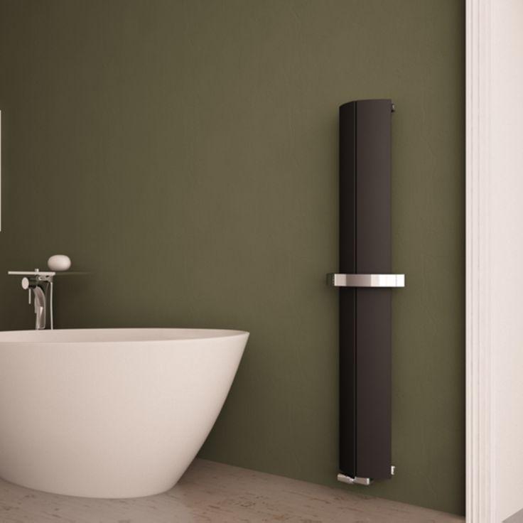 14 Best Aluminium Heated Towel Rails Images On Pinterest Glamorous Designer Heated Towel Rails For Bathrooms Inspiration Design