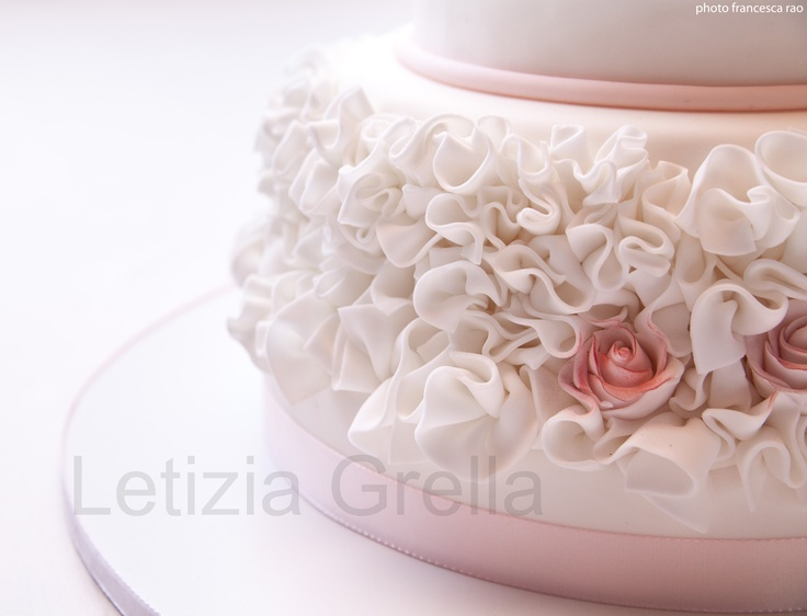 frill and rose...