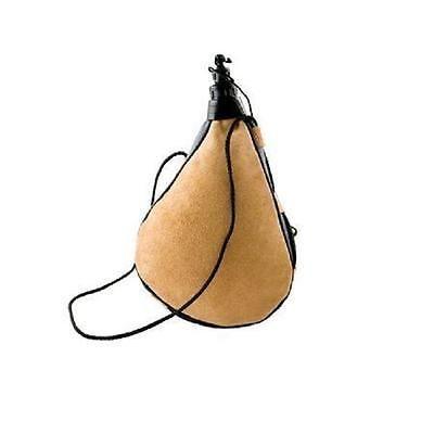#Leather bota bag water wine skins camping #hiking #canteen drinking gift 1l…