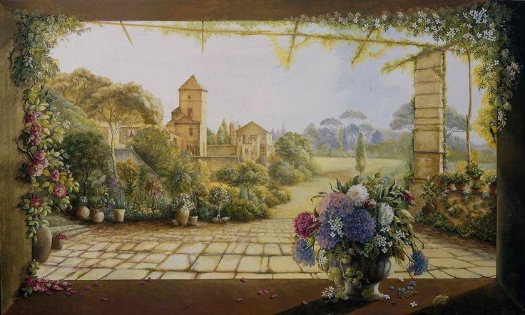 NSM - Non solo Musica : Arte - Trompe l'oeil - Katalin Visky