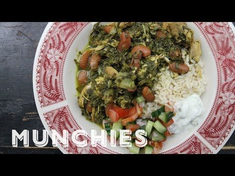 (4) How-To: Make Ghormeh Sabzi - YouTube