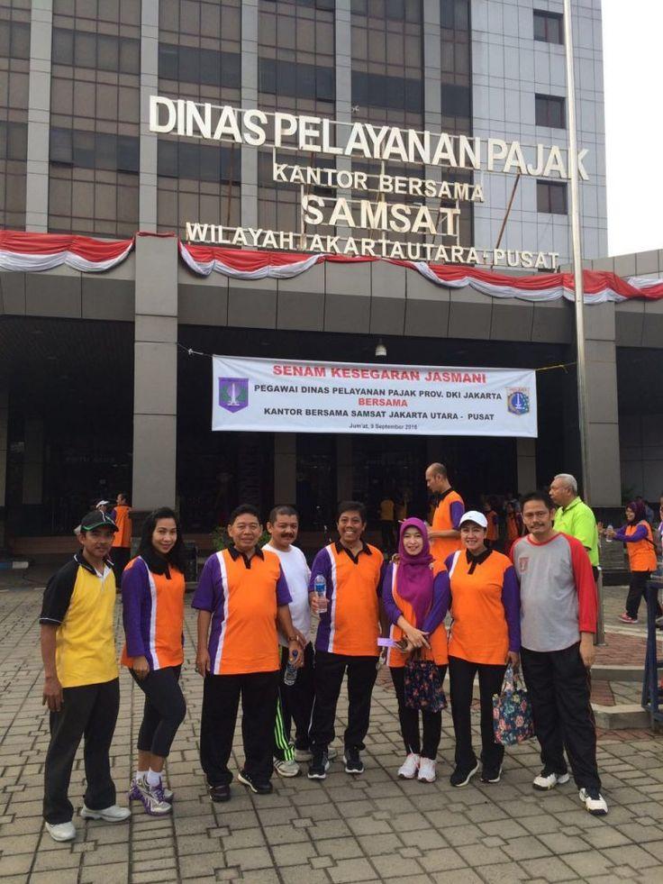 SKJ Bersama di Samsat Utara-Pusat
