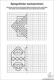 bildergebnis f r symmetrische figuren graphomotorik arbeitsbl tter ideen f r das. Black Bedroom Furniture Sets. Home Design Ideas