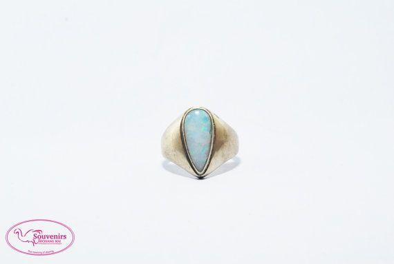 Opal  Fire Opal Opal Jewelry Opal Rings by SouvenirsAtChiangMai