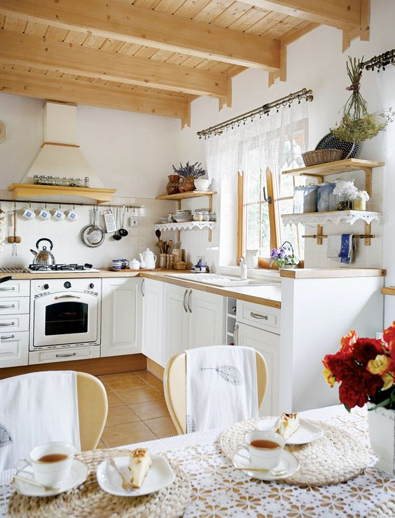 The stove! Cottage in Poland