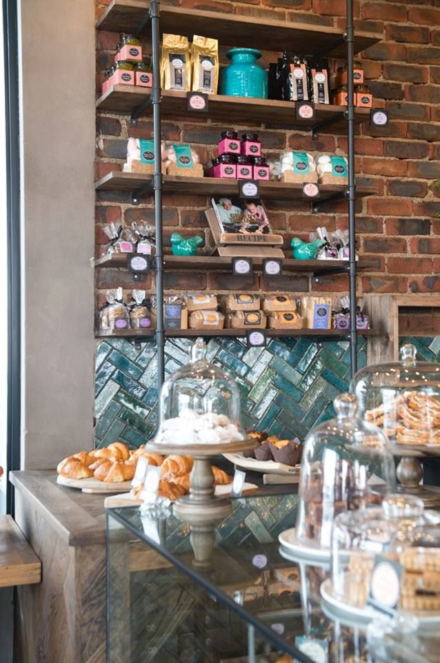Come have a look at our bakery, we have all the yummies your heart desires!
