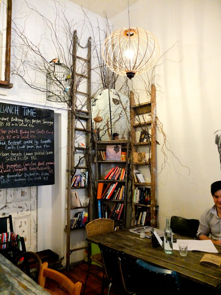 Kinfolk cafe, Melbourne