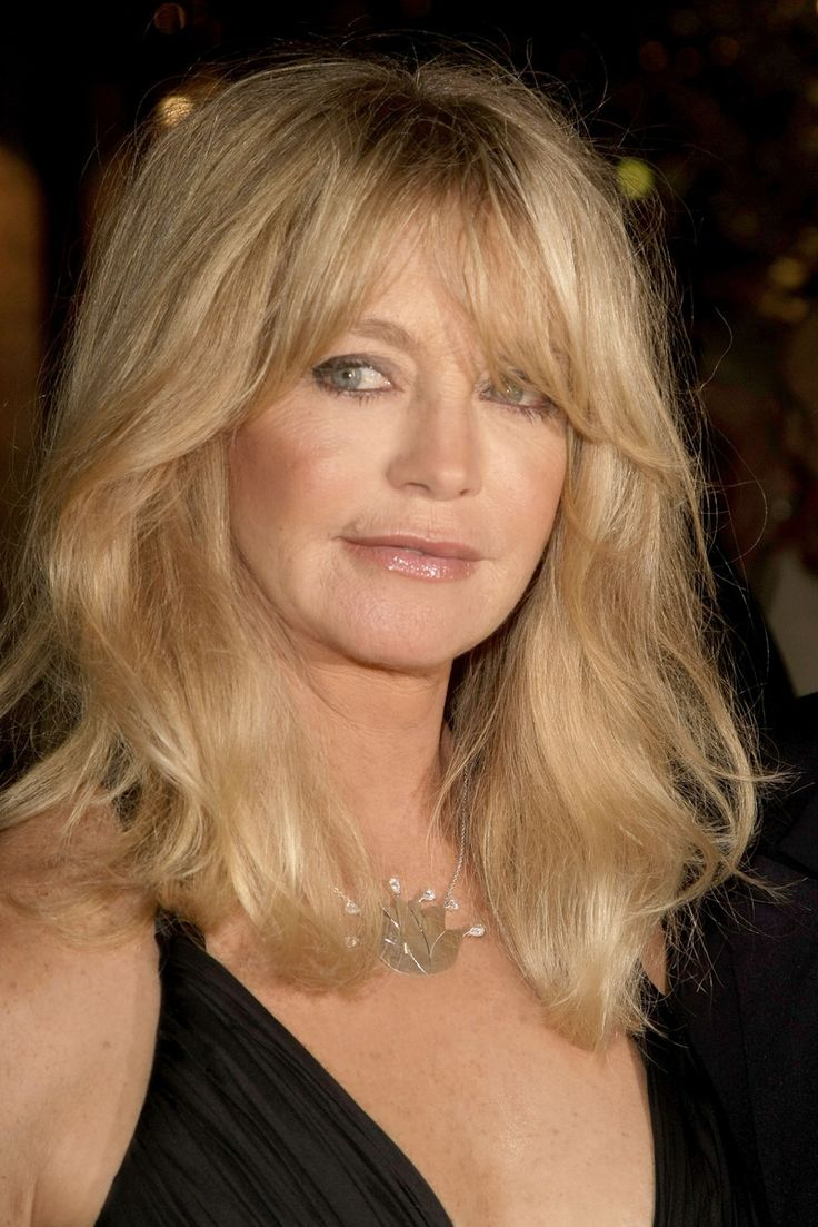 Goldie Hawn. I just love her !