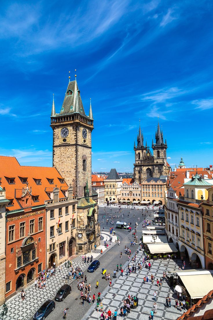 Discover Prague with a comprehensive full day tour