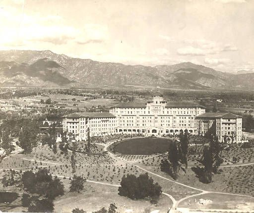 The Huntington Hotel :: Pasadena Public Library