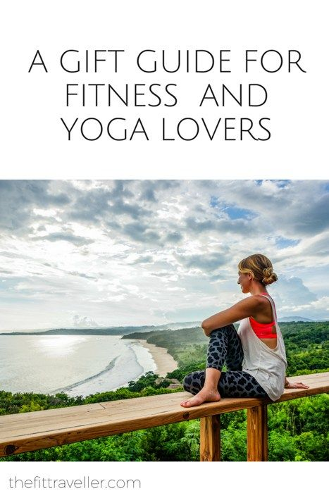 We have found the hottest holiday gifts to help you shop for the Fitness or Yoga lover in your life. Shop something for every budget with this gift guide.