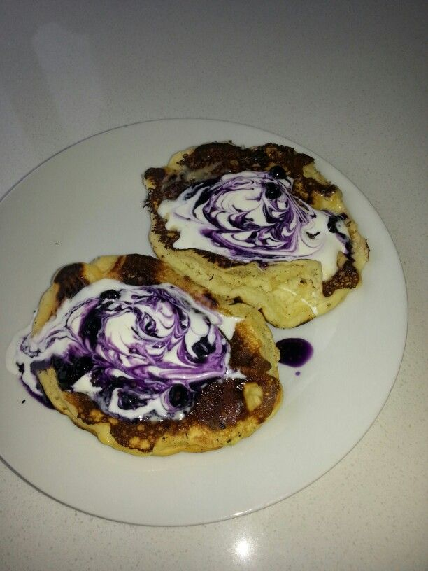 Umsobo Jam. Stunning colour on whipped cream :)