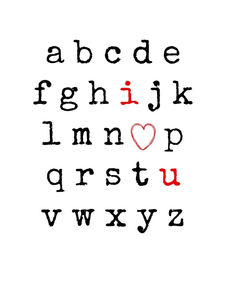 printable letters a-b-c card for the s.s. or youth kids to give to parents on Valentines Day
