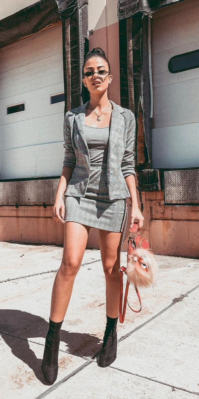 10 Street Style Outfits That Are Perfect for Spring Fashion