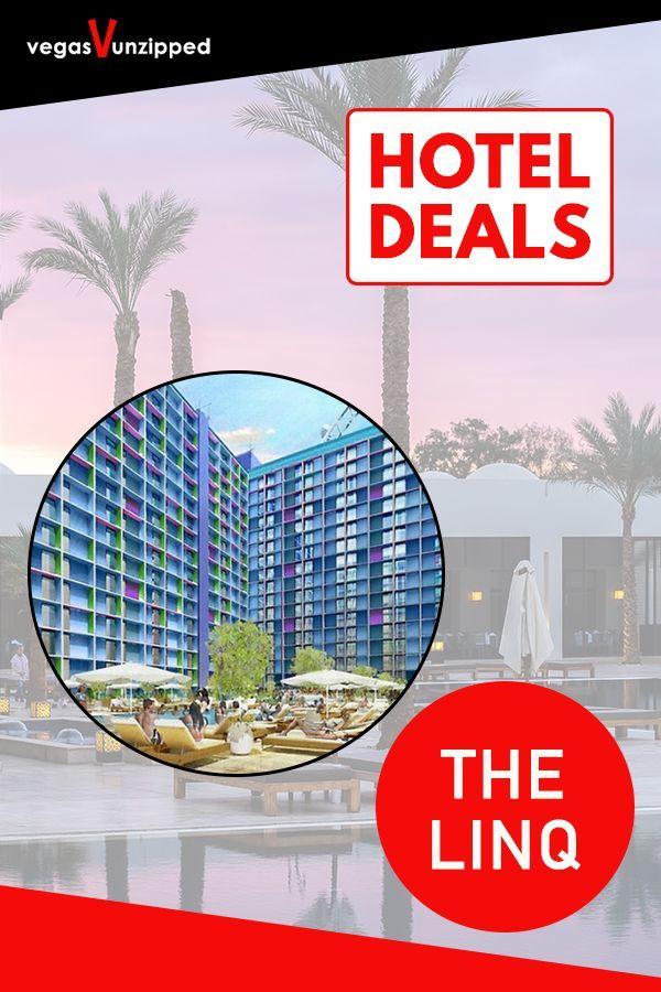 The Linq Las Vegas Hotels On The Strip Best Las Vegas Hotels