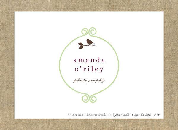 framed logo