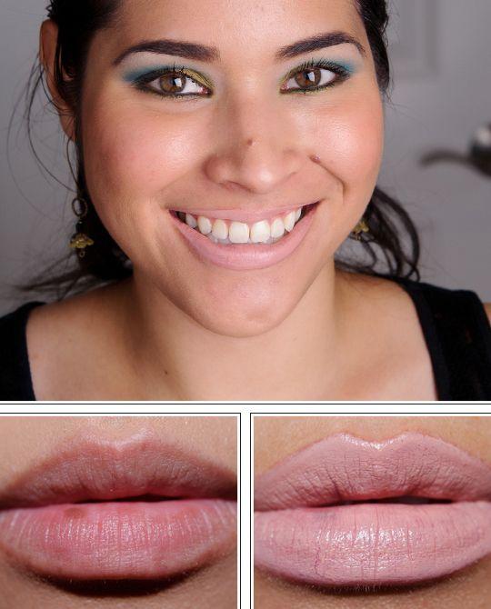 The Spring Season: MAC Myth Lipstick