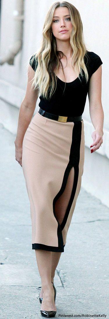 Amber Heard   Michael Kors