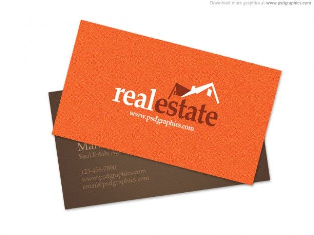 64 best business cards images on pinterest free business cards real estate business card psd template its amazing thing to have real estates reheart Choice Image