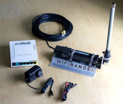 WiFi Ranger Receive Stronger Signals