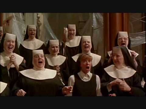 """""""Oh Maria"""" from """"Sister Act 1"""" 