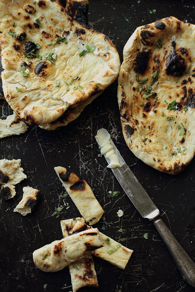 How To Make Yeasted Naan (indian bread/indian type tortillas)