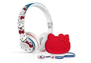 Beats By Dre Solo2 On-Ear Headphones (Hello Kitty)  Product Highlights:									Designed for a Comfortable Fit													Ergonomically Angled Ear Cups													Foldable Design													No Visible Screws				Detachable RemoteTalk iOS Cable