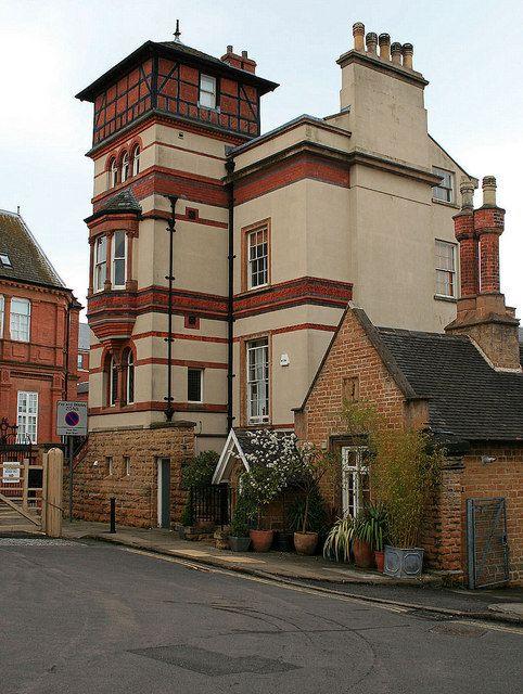 """Tower House"" Park Row, Nottingham - Watson Fothergill"