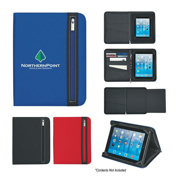 #6879 Tablet Case With Zipper Pocket