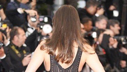 Girlfriend of Cristiano Ronaldo Irina Shayk Brunette Hairstyle of the 66th Cannes Film Festival //  #66th #Brunette #Cannes #Cristiano #Festival #Film #Girlfriend #Hairstyle #Irina #Ronaldo #Shayk