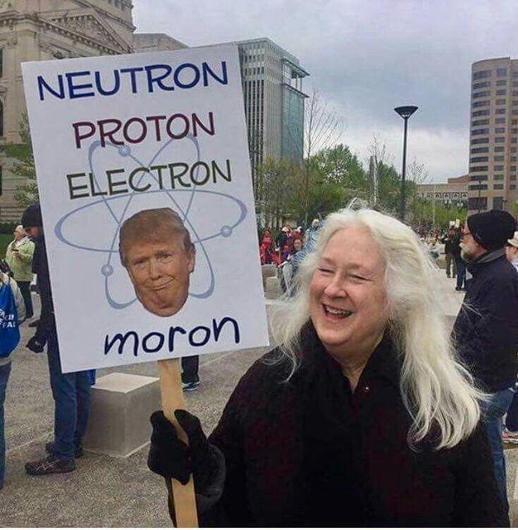 Moron!