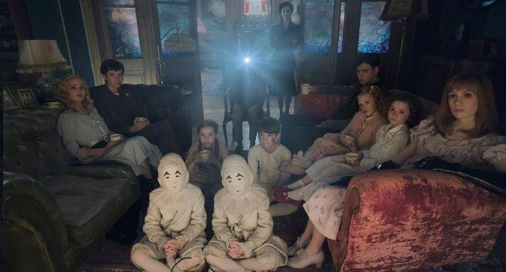 Trailer e imágenes de Miss Peregrine y Los Niños Peculiares de Tim Burton #Cine #Trailer