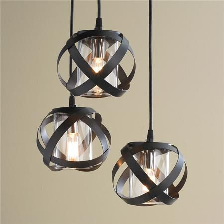 Shades of Light.  Great Lighting at great prices.  They have their own exclusive lights too.
