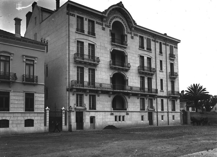 Joshua Benoliel (1903) Casa Ventura Terra