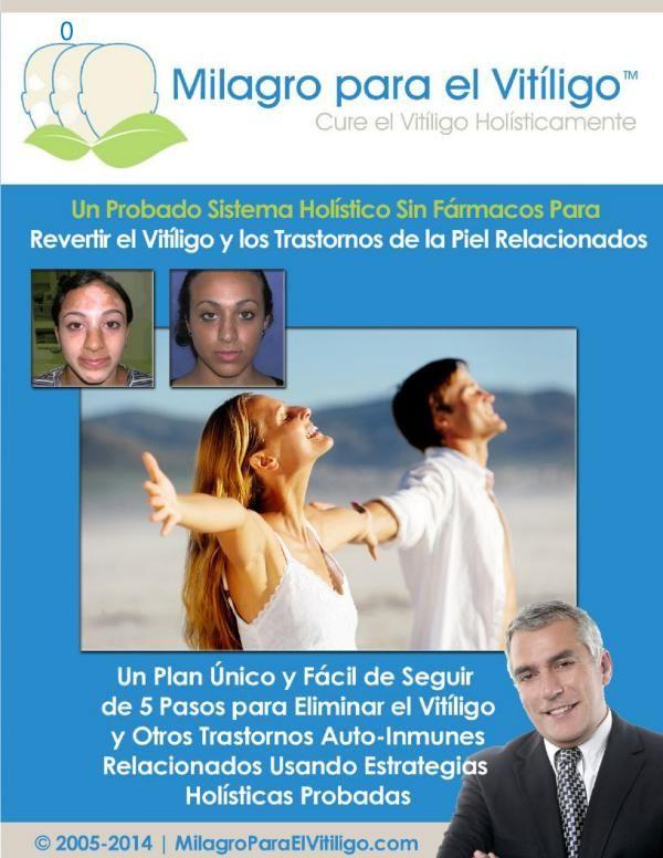 MILAGRO PARA EL VITILIGO PDF LIBRO COMPLETO DAVID PALTROW ...