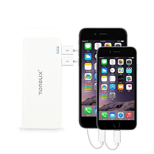 Tonbux 12000mAh Power Bank 2-Port Output(2.1A+1A) External Battery Pack Charger Portable Charger Pocket-Size for iPhone 6 Plus 5S 5C 5 4S, iPad , Samsung Galaxy S5 S4 Note , Nexus, HTC, LG, Blackberry, Motorola, Nokia, HUAWEI, PS Vita, Gopro, more Phones and Tablets - http://pay-monthly-phones-on-02.co.uk/product/tonbux-12000mah-power-bank-2-port-output2-1a1a-external-battery-pack-charger-portable-charger-pocket-size-for-iphone-6-plus-5s-5c-5-4s-ipad-samsung-galaxy-s5-s4-note