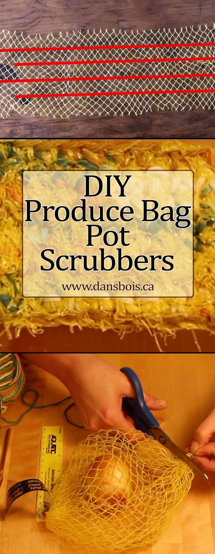 Reusing Onion Bags To Crochet Pot Scrubbers Step By Step #crochet #potscrubber #scrubby #reuse #repurposed