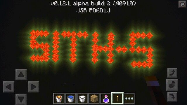Sith-s in minecraft
